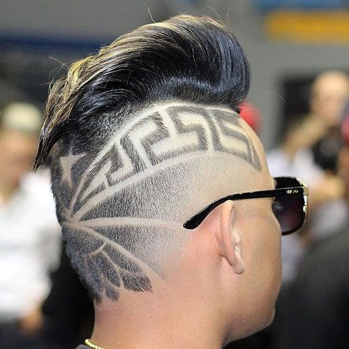 cool haircut designs for men also best hair cut images on pinterest in haircolor haircuts rh