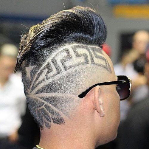 37 Cool Haircut Designs For Men 2020 Update Haircut Designs Cool Haircuts Haircut Designs For Men