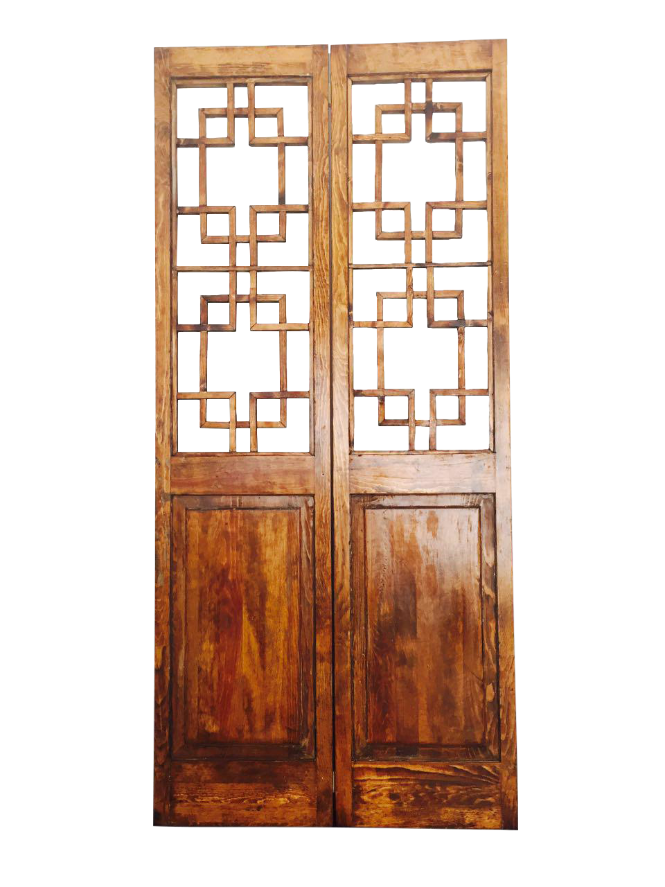 Asian Style 2 Panel Room Divider Screen Room divider screen