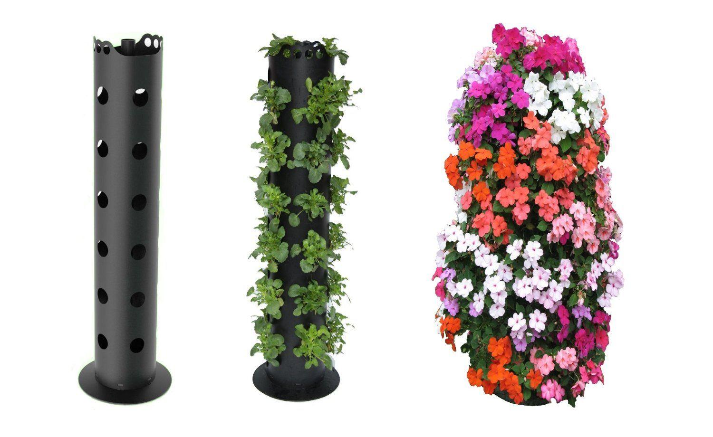 vertical pot plant holder - Google Search