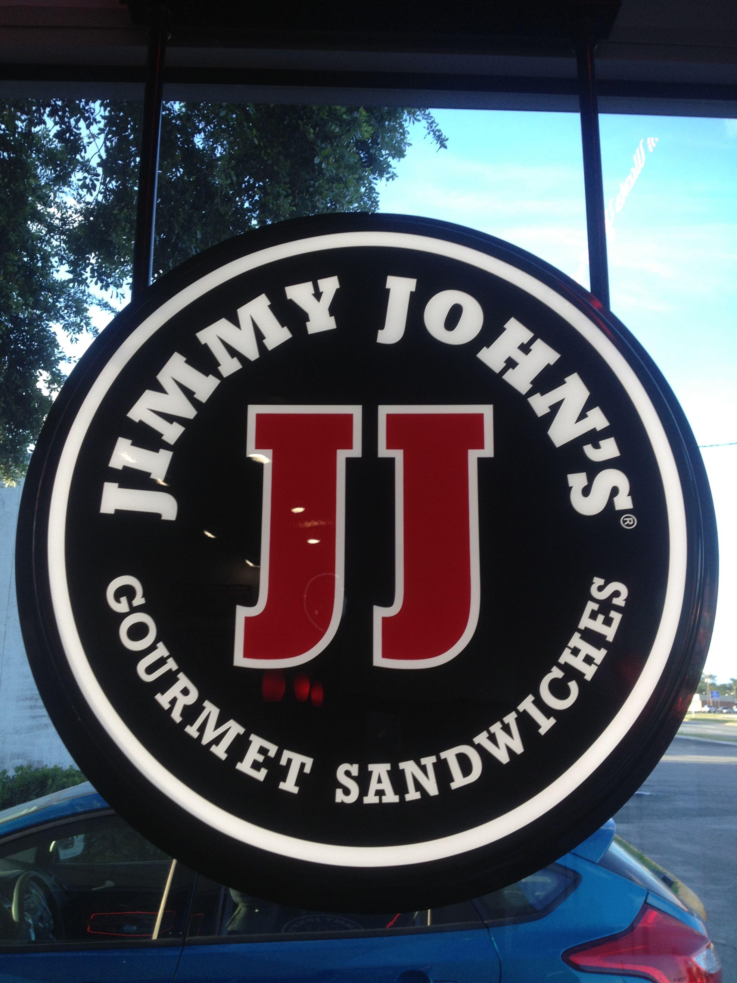 Jimmy John's Sub Shop... Yummy stuff! Hubby love, Jimmy