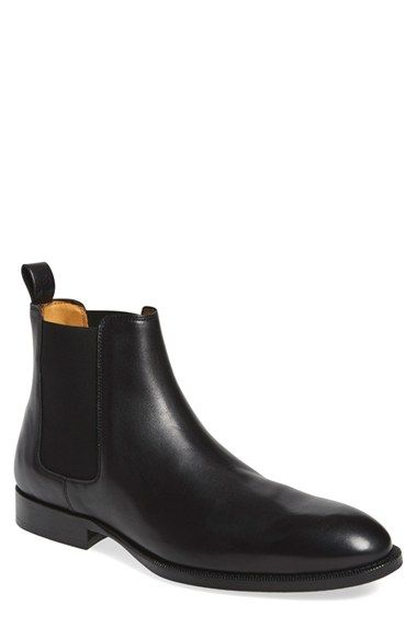 72b9d38c36 Free shipping and returns on Vince Camuto  Bradbury  Chelsea Boot (Men) at  Nordstrom.com. A handsome profile and classic welt construction define a  glossy ...