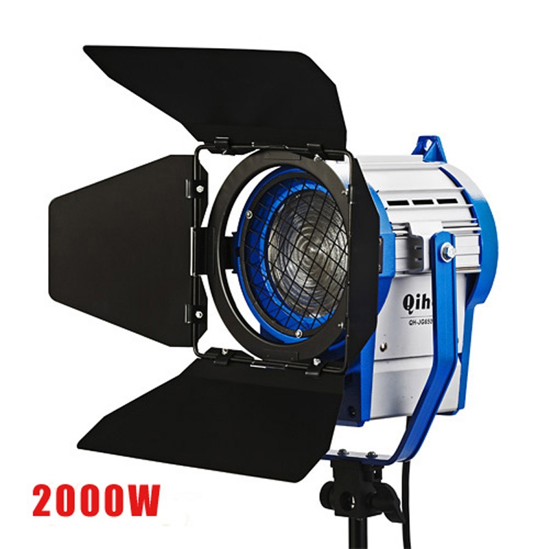 272.10$  Watch now - Lightupfoto photo vedio studio photography Fresnel Tungsten Video Continuous Lighting with 2000W Tungsten bulb as ARRI PAVL9T  #aliexpresschina