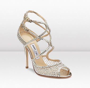 10cm Sandales Diamant En Cuir Printemps / Été Choo Londres Jimmy 7Awlkw5YWX