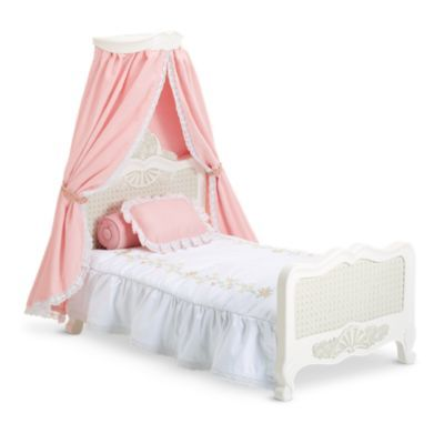 samanthas new bed american girl doll beforever - Beds For American Girl Dolls