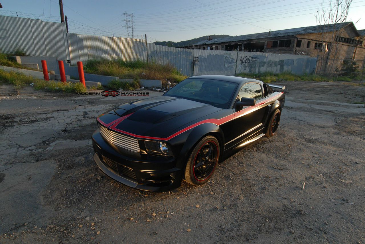 2005 ford mustang gt 4 6l v8
