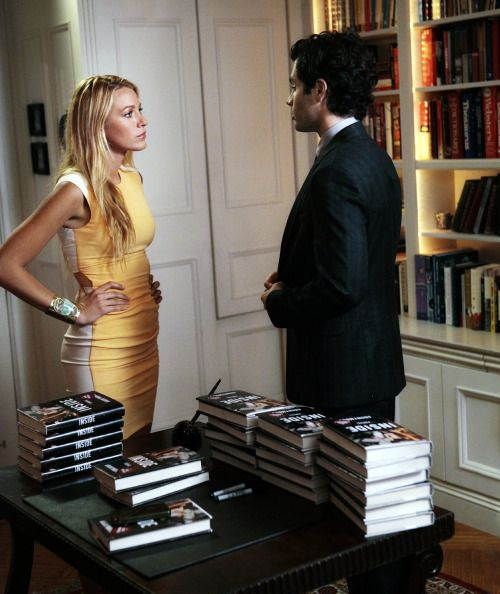 How to: Deal with a narcissist friend. By #GossipGirlCrew #BlakeLively as Serena Van Der Woodsen .. and #PennHugley as Dan Humphrey