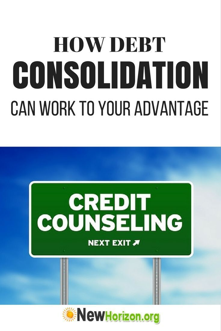 How debt consolidation can work to your advantage debt