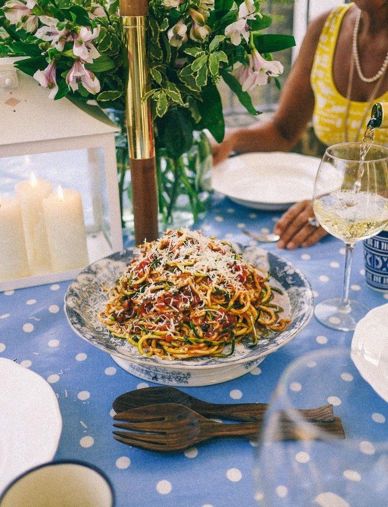 The Londoner » Slutty Low-Carb Pasta