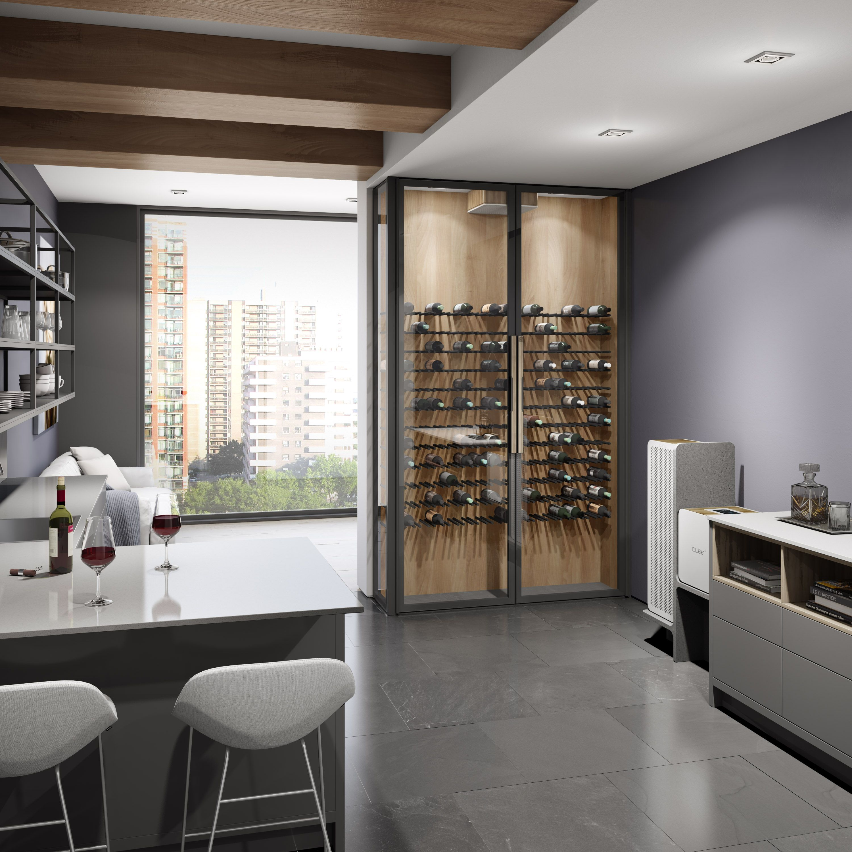 glass wine cellar glass wine cellar