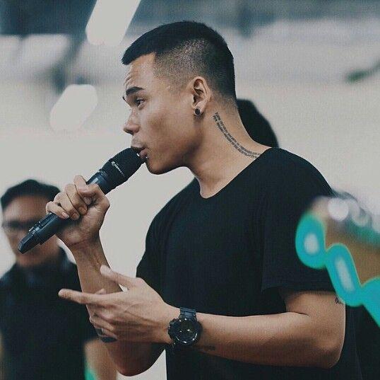 Teza Sumendra Indonesia Singer. Undercut ...