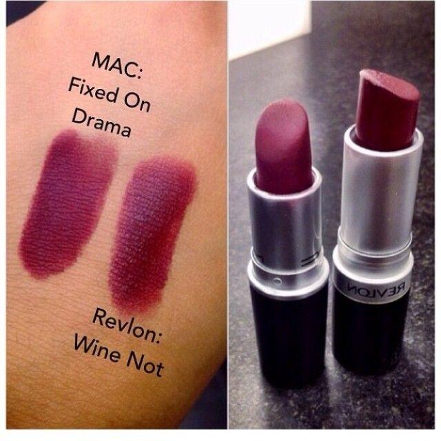 23 awesome dupes for expensive lipsticks makeup pinterest maquillage beaut et visages. Black Bedroom Furniture Sets. Home Design Ideas