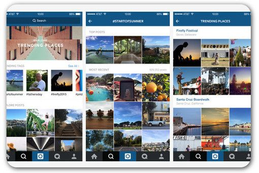 Instagram aims to be a social media destination for news