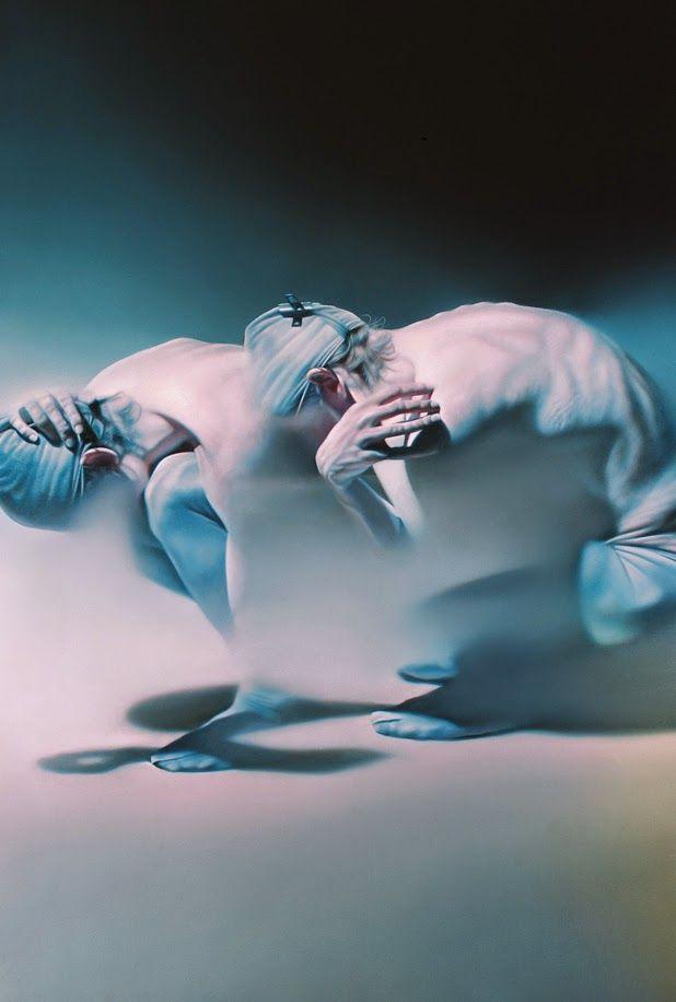 Paintings by Istvan Sandorfi | http://ineedaguide.blogspot.com/2015/05/istvan-sandorfi.html | #art #paintings