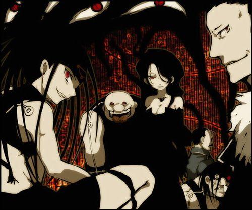 Seven Deadly Sins by safebooru.org   Fullmetal alchemist ...