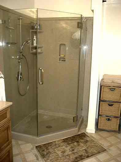 Cultured Marble Solid Sheets For Shower