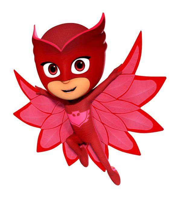 photo about Printable Pj Masks named OWLETTE - PJ Masks - Immediate Down load - Electronic Printable
