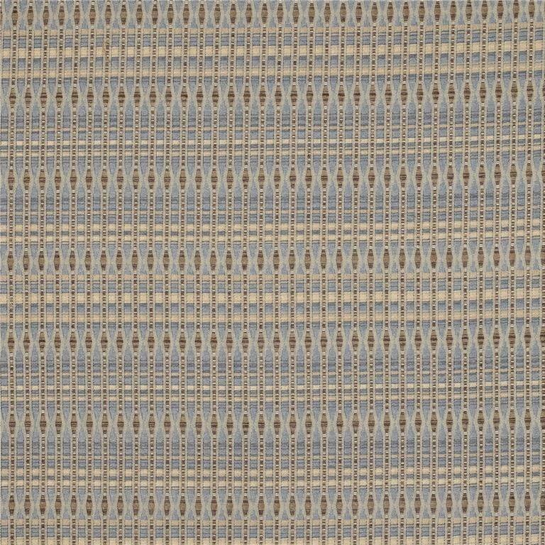 Kravet Couture Fabric 23665.650 Kinnersley Stripe Water Blue