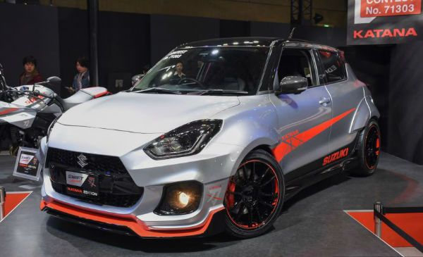 Photo of Suzuki Swift Sport 2020