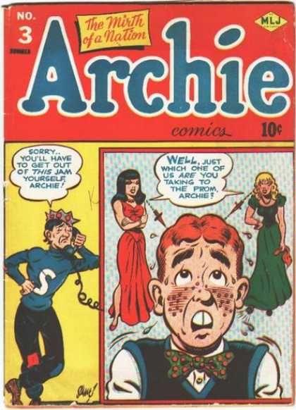 Archie Covers Archie Comics Comics New Archie Comics