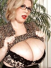 Busty Bbw Cleavage Sexy Thick Smukke Kvinder Kurver Kurvet