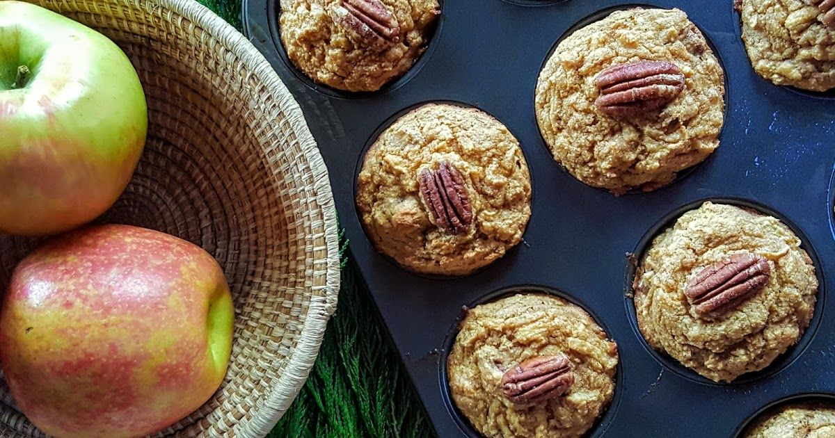 Paleo Apple Cinnamon Muffins Recipe With Images Apple