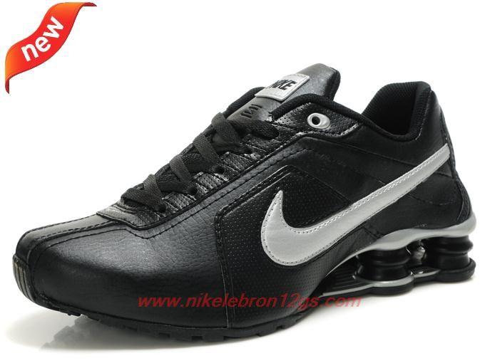 Where To Get R4-006 Nike Shox R4 Black / Silver