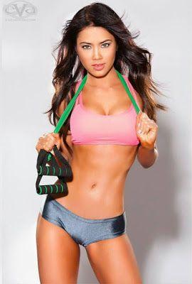 fitness model Bikini french
