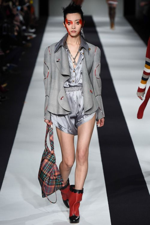 Vivienne Westwood Red Label Fall 2015 RTW