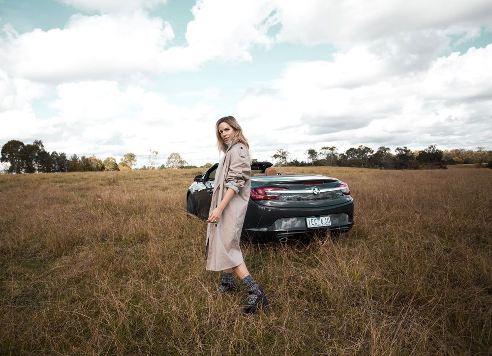Holden Cascada, Holden, Cascada, Convertible car, fashion editorial, car editorial, alex davis, oracle fox, photography