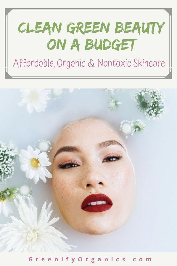 Clean beauty on a budget! Affordable, green, cruelty free, organic skincare. The best nontoxic skincare products in 2020. Check out my blog post with the list of best budget friendly clean skincare.... #cleanskincare #organicskincareproducts #affordableskincare #bestnontoxicakincare #nontoxicbeauty #sustainablebeauty #crueltyfreebeauty
