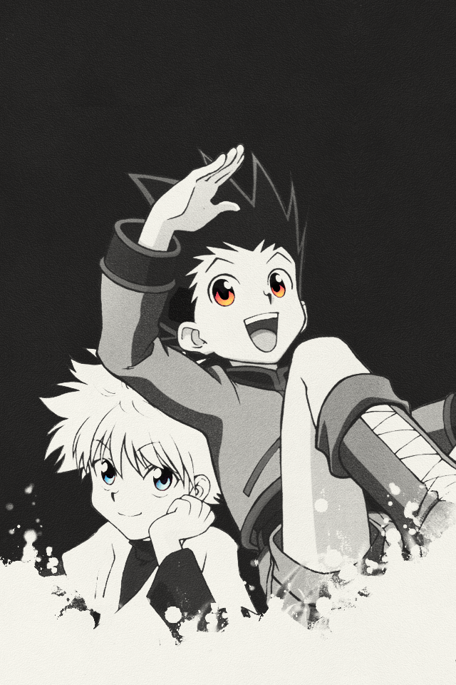 Hunter X Hunter Iphone 5 Wallpaper Id 56168 Hunter Anime Hunter X Hunter Anime