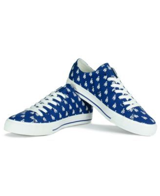Row One Los Angeles Dodgers Victory Sneakers - Blue 7 1 2  c8b69f689