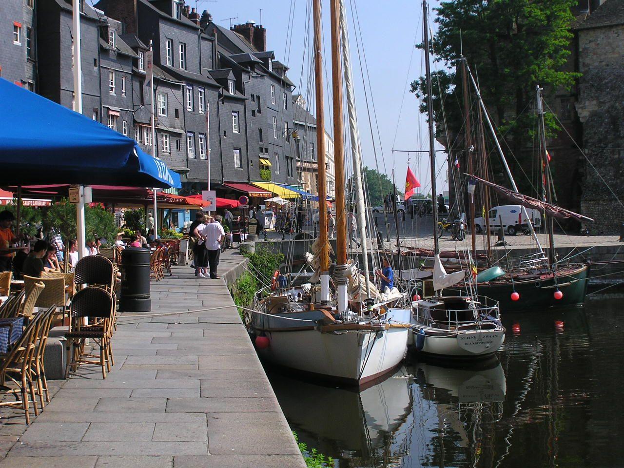 France Honfleur 2006