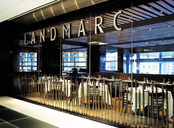 Landmarc Cafe Columbus Circle Nyc