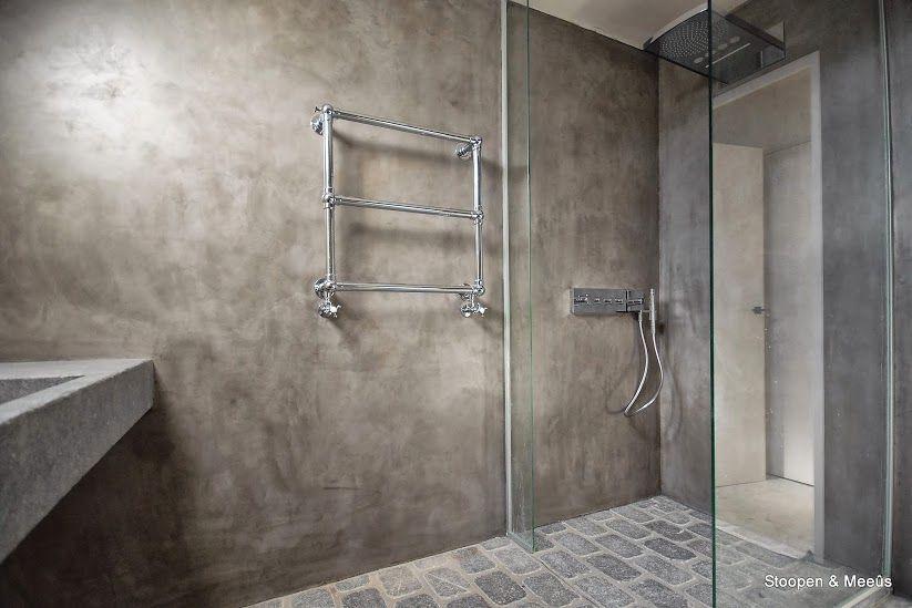 Beton Badkamer Waterdicht : Stoopen en meeus stuc deco en stuc granito waterdicht stucwerk
