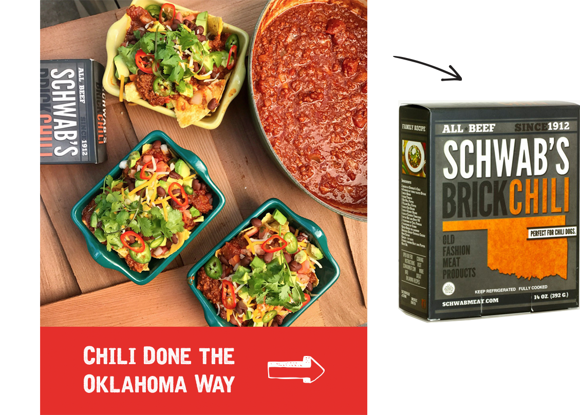 If You Want To Give Your Grill A Break You Can Always Go For The Classic Chili Nachos With Schwab S Back Home Brick Football Party Foods Football Food Recipes