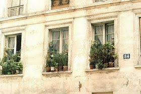 Vintage Windowsills