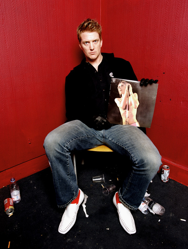 Josh Homme | by Steve Double