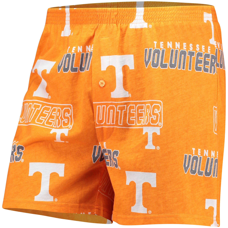 Men s Concepts Sport Tennessee Orange Tennessee Volunteers Slide Boxer  Shorts b37140507