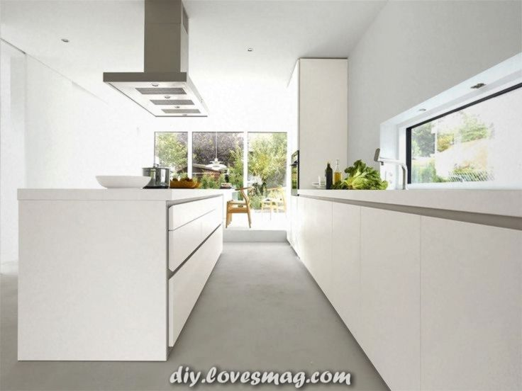 ikea küche weiß ohne griffe