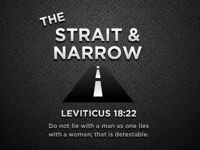 Leviticus 18 22 homosexuality statistics