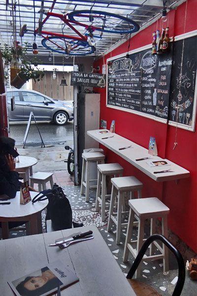 El cebollero restaurante que quiere que conoscamos los for Modelos de barras de bar