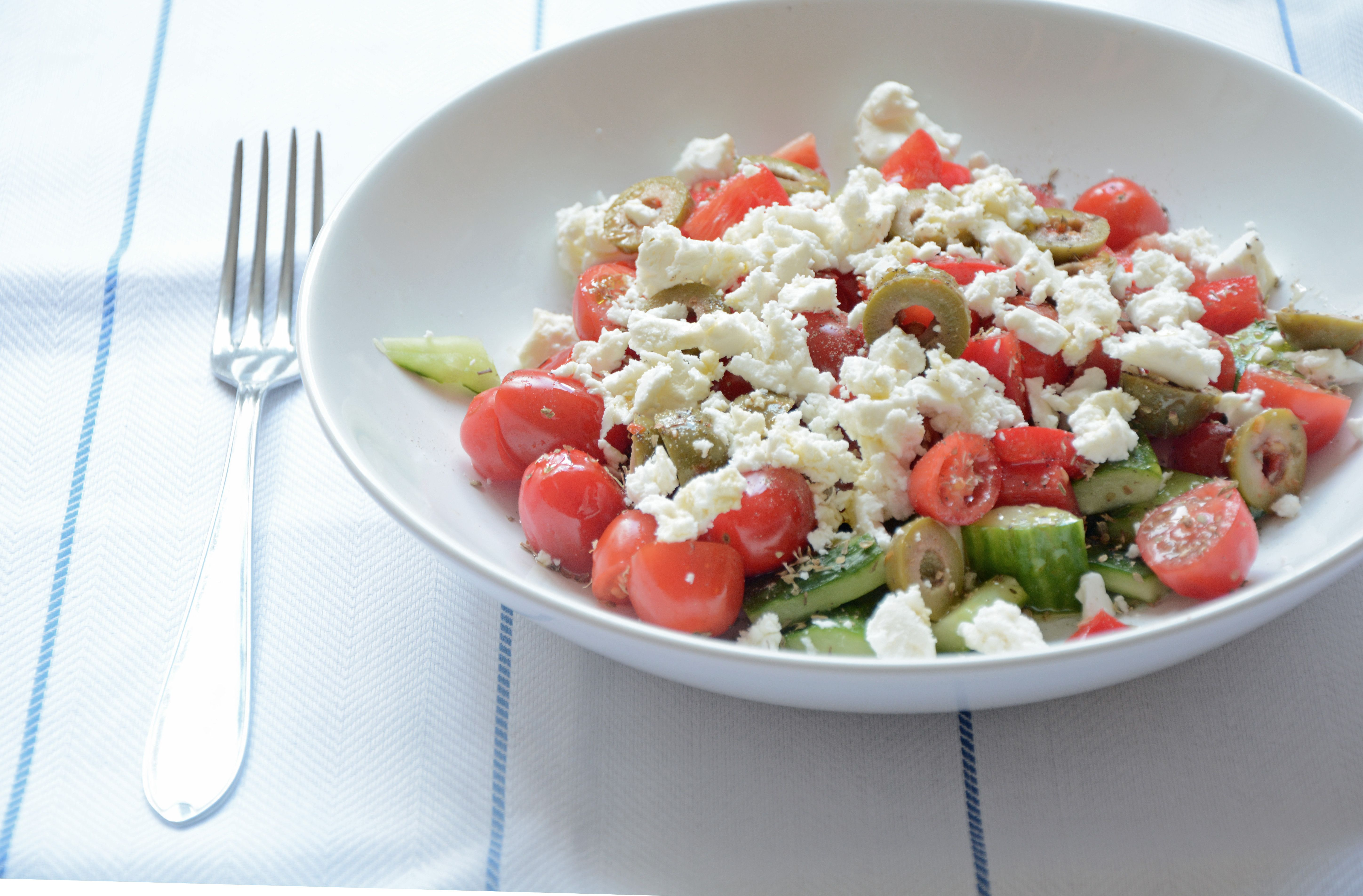 FF Griekse Salade