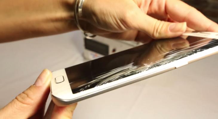 Samsung Galaxy S6 Edge Vs Htc One M9 Vs Iphone 6 Plus Im Bend