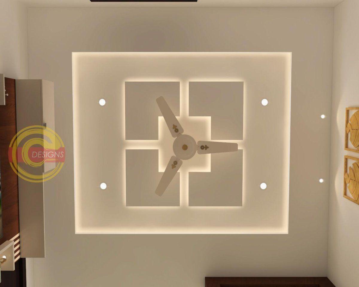 LinkedIn | Ceiling design, Bedroom false ceiling design ...