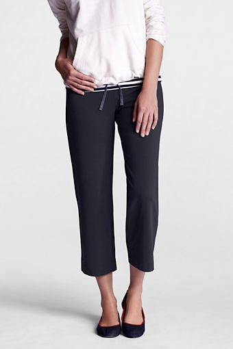 3569103c7233e3 Women s Starfish Stretch Crop Pants from Lands  End