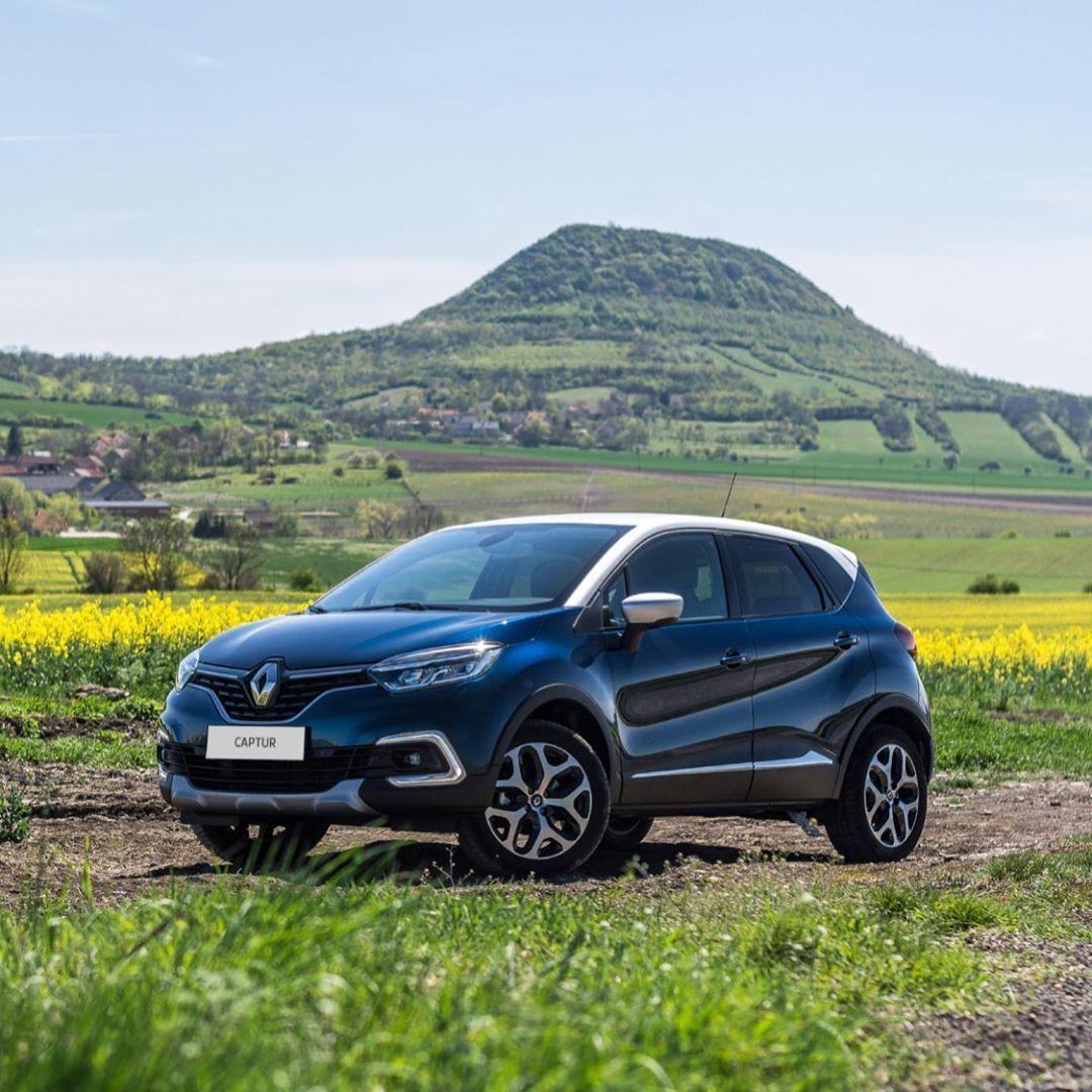 Renault Captur Vm Bhem Jzdy Poskytne Maximln Pohodl
