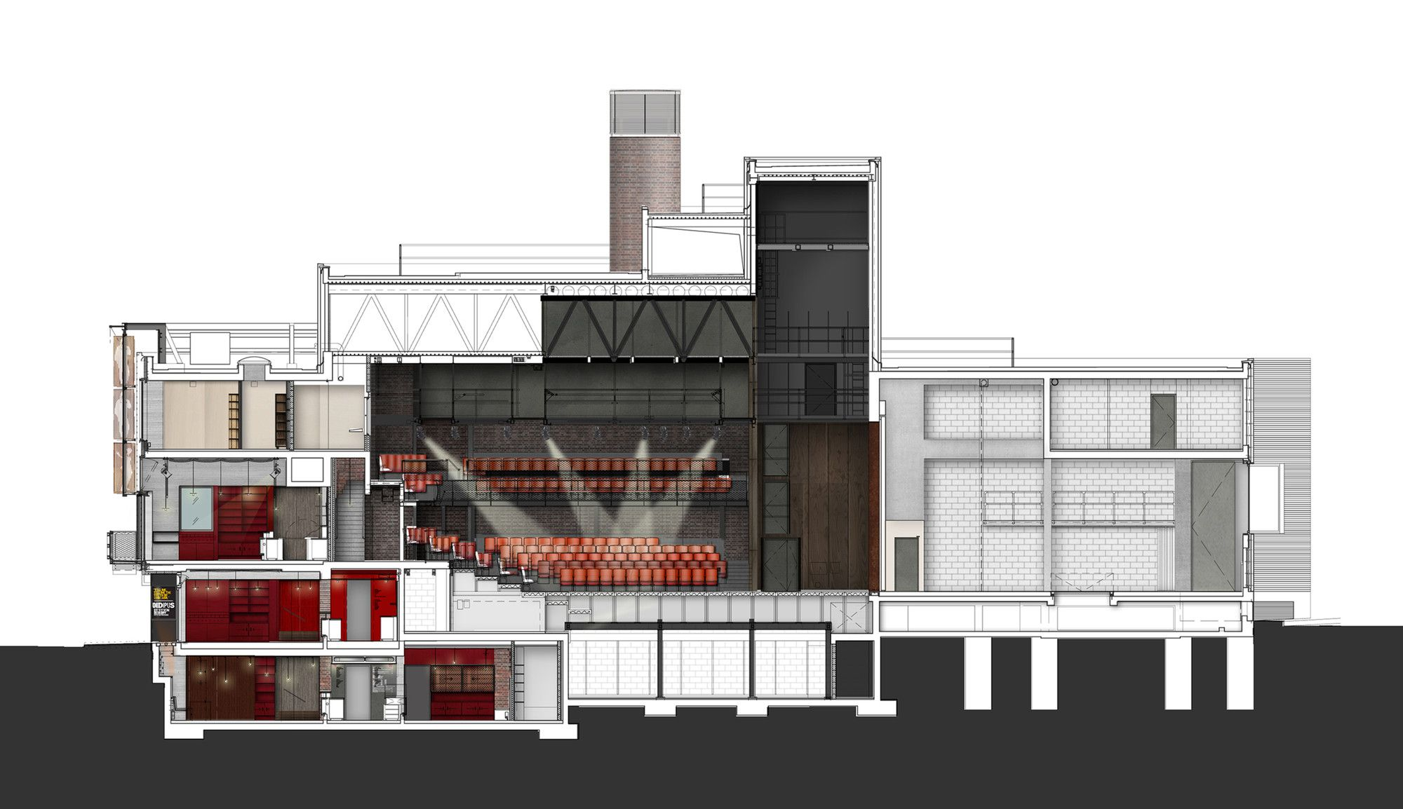 Gallery Of Everyman Theatre Haworth Tompkins 27
