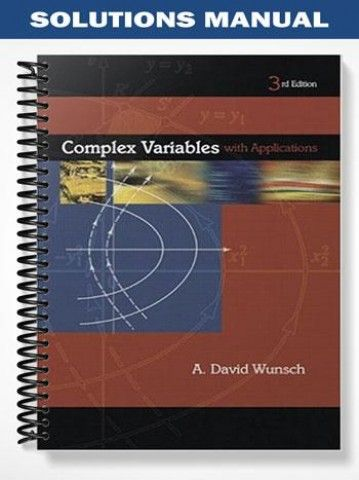 Solution manual complex variables array solutions manual for complex variables with applications 3rd edition rh pinterest com fandeluxe Image collections